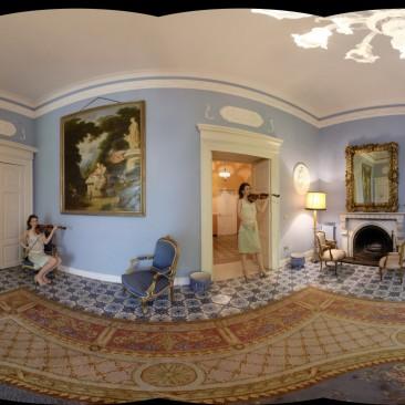 Musica e fotografia a Villa Wenner