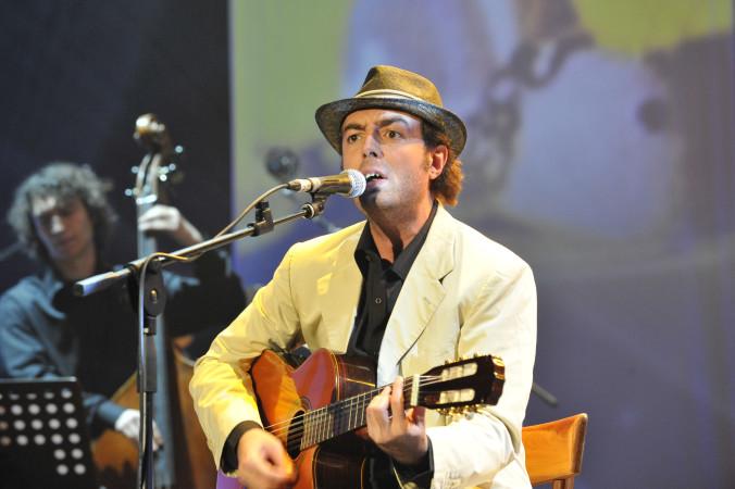 © Massimo Forchino / lapresse12-11-2009 Sanremo, ItaliaspettacoloPremio Tenco - Festival della Canzone d'AutoreNella Foto:Piji