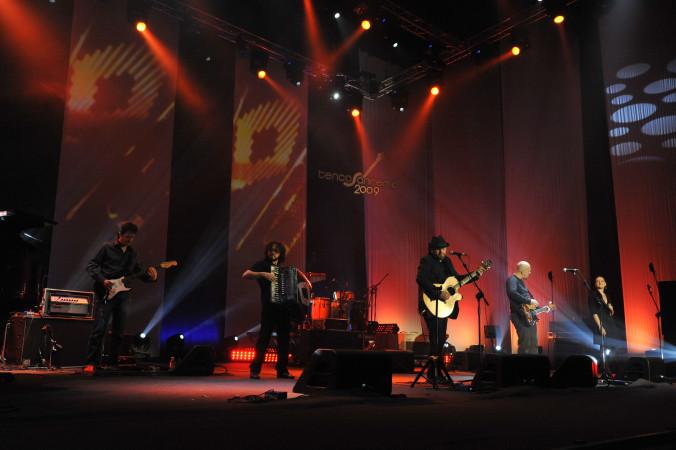 © Massimo Forchino / lapresse12-11-2009 Sanremo, ItaliaspettacoloPremio Tenco - Festival della Canzone d'AutoreNella Foto:Yo Yo Mundi