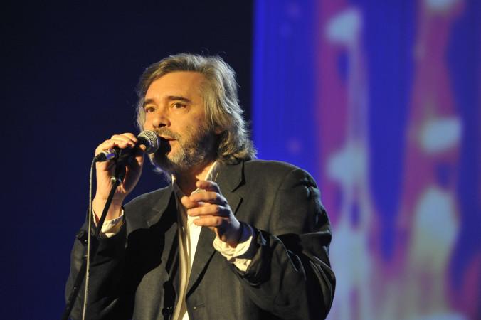 © Massimo Forchino / lapresse13-11-2009 Sanremo, ItaliaspettacoloPremio Tenco - Festival della Canzone d'AutoreNella Foto: Max Manfredi