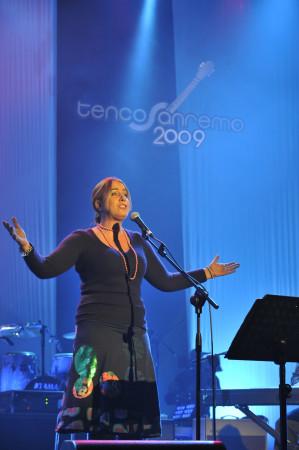 © Massimo Forchino / lapresse13-11-2009 Sanremo, ItaliaspettacoloPremio Tenco - Festival della Canzone d'AutoreNella Foto: Ginevra Di Marco