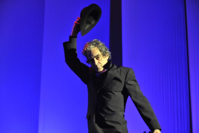 © Massimo Forchino / lapresse13-11-2009 Sanremo, ItaliaspettacoloPremio Tenco - Festival della Canzone d'AutoreNella Foto: Daniel Melingo