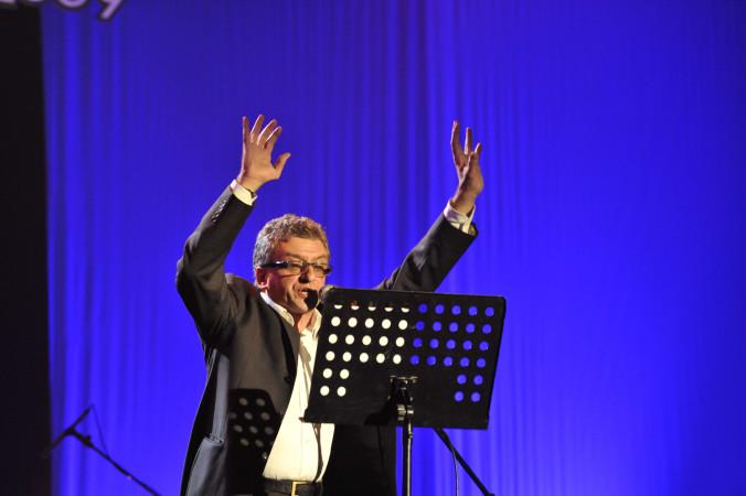© Massimo Forchino / lapresse14-11-2009 Sanremo, ItaliaspettacoloPremio Tenco - Festival della Canzone d'AutoreNella Foto: Edgardo Moia Cellerino