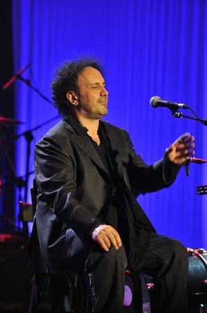 © Massimo Forchino / lapresse14-11-2009 Sanremo, ItaliaspettacoloPremio Tenco - Festival della Canzone d'AutoreNella Foto: Enzo Avitabile