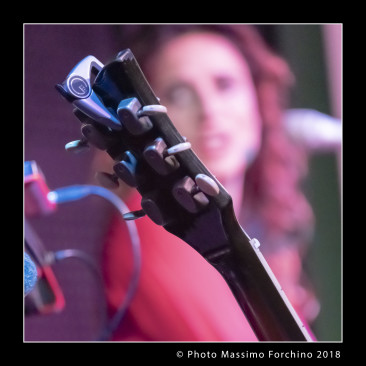 Chiara Civello al Folk Club